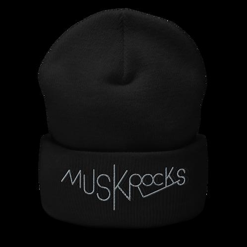 Muskrocks Cuffed Knit cap