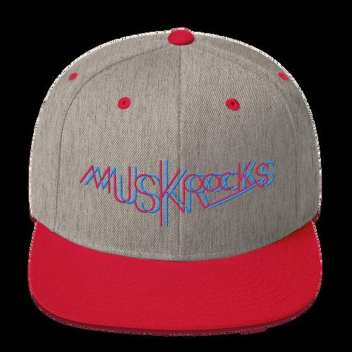 MUSKROCKS POP CAP