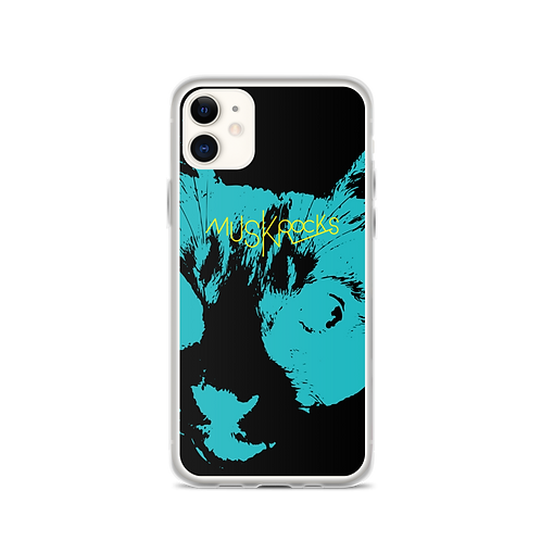 Extreme Cat iPhone Case