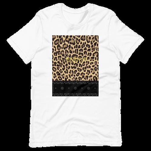 MUSKROCKS Leopard Unisex T-Shirt