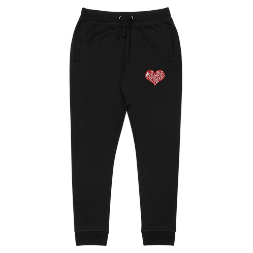 Gentle Heart Unisex slim fit joggers Pants