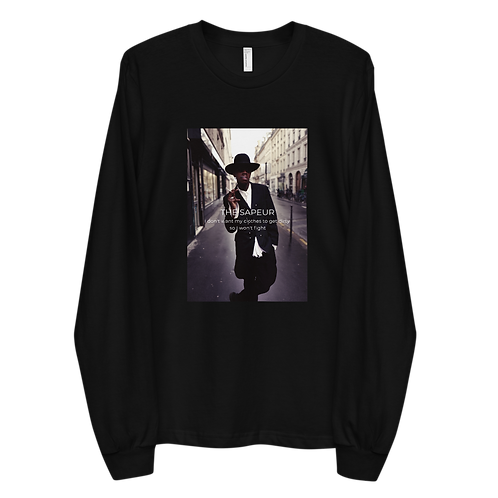 MUSKROCKS×SAPEUR Unisex Long sleeve t-shirt