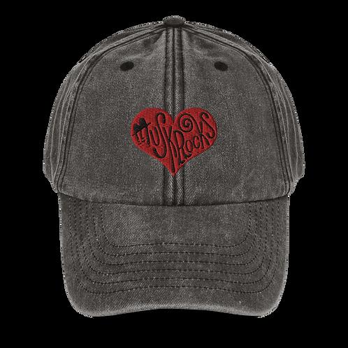 Gentle Heart Vintage Low Cap