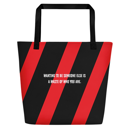 Extreme stripe Big Bag