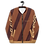 Thumbnail: Diagonal stripes Unisex bomber jacket