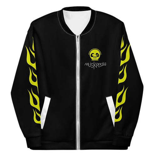 PunkSkull Unisex Jersey jacket