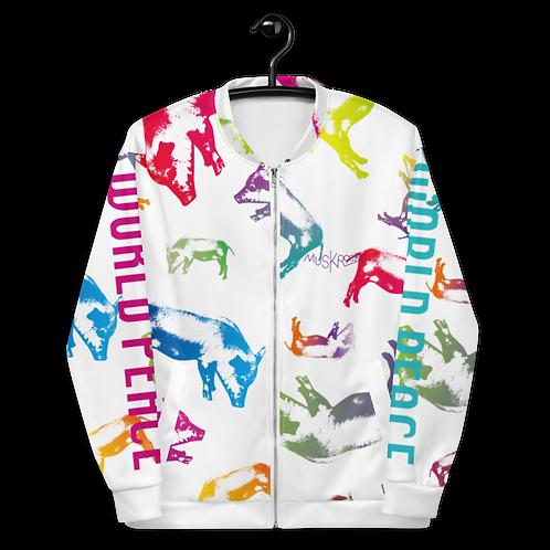 Pigs Unisex Jersey jacket