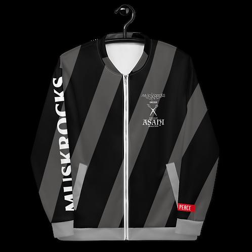 MUSKROCKS×ASAHI Unisex Jersey jacket