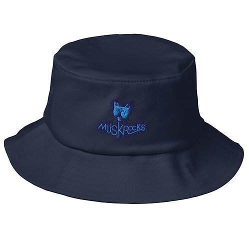MUSKROCKS Bucket Hat