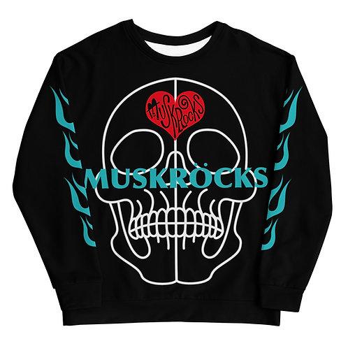 Extreme Skull Unisex Sweatshirt