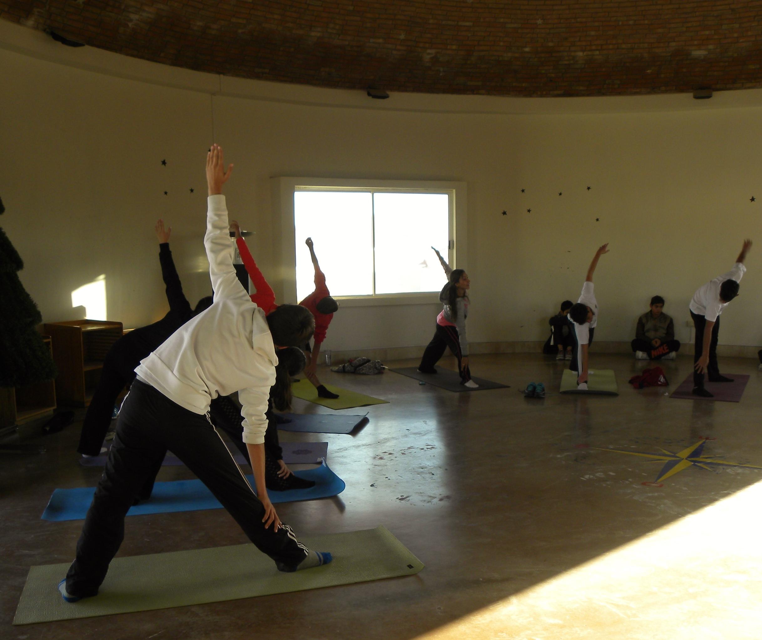 TIII Taller de Yoga (2)