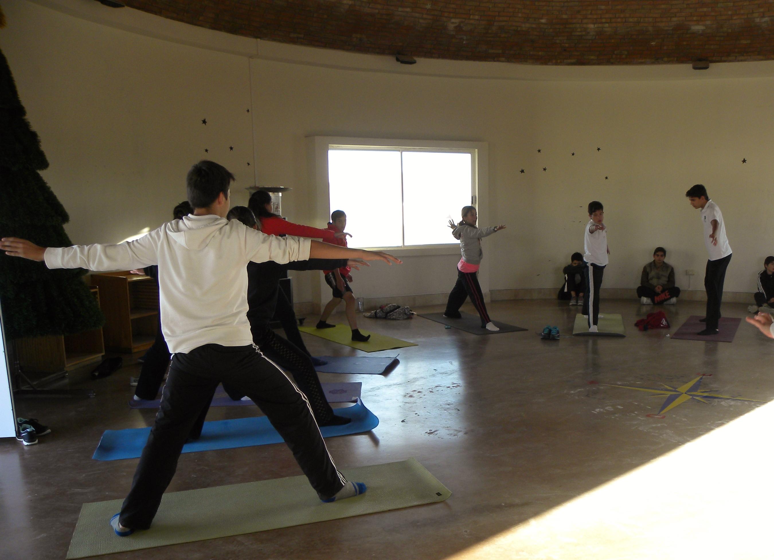 TIII Taller de Yoga (1)