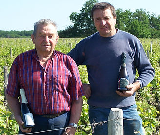 Vouvray Domaine familiale Thierry COSME