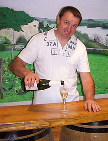 Vins Vouvray Domaine Thierry COSME