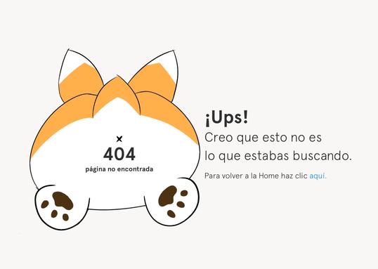 Ups....error 404