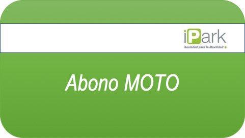 Abono Moto