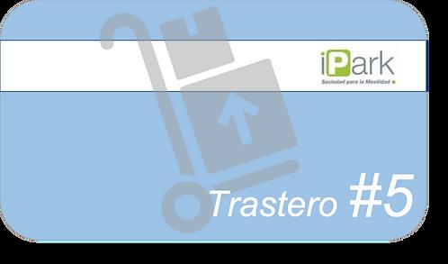 Trastero #5