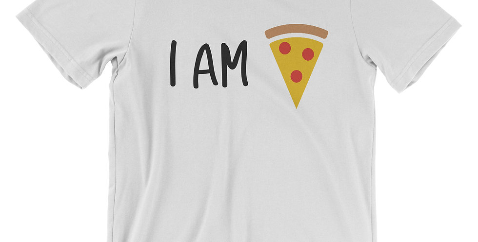 I Am Pizza Tee
