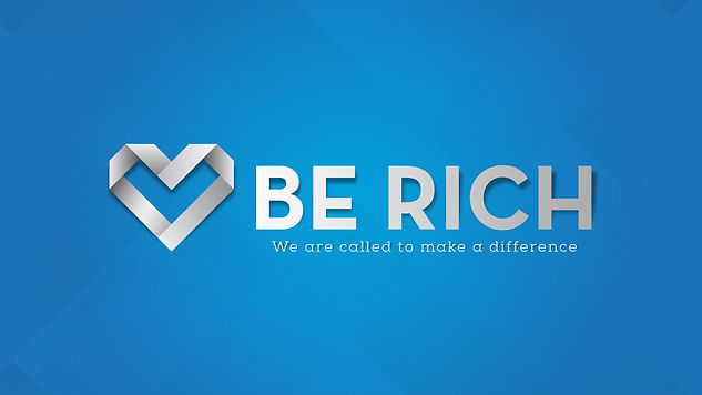 Be Rich Message Series