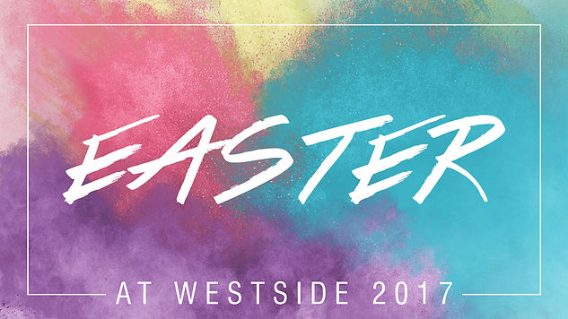 Easter 2017 Message