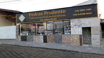 Pedras Prudente Tatui endereço