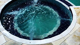 pedras decorativas, borda piscinas