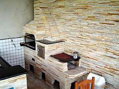 filete canjiquinha, pedras decorativas