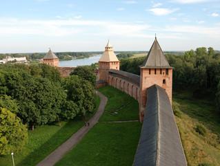 Великий Новгород.Родина России!
