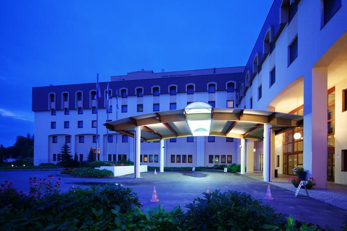Гостиница Парк Инн Великий Новгород