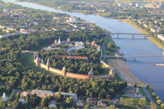 Отель Парк Инн в Великом Новгороде
