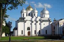 Софийский собор в городе Великий Новгород
