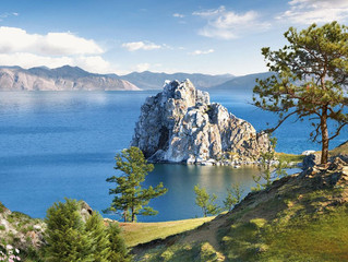 Байкал – край силы
