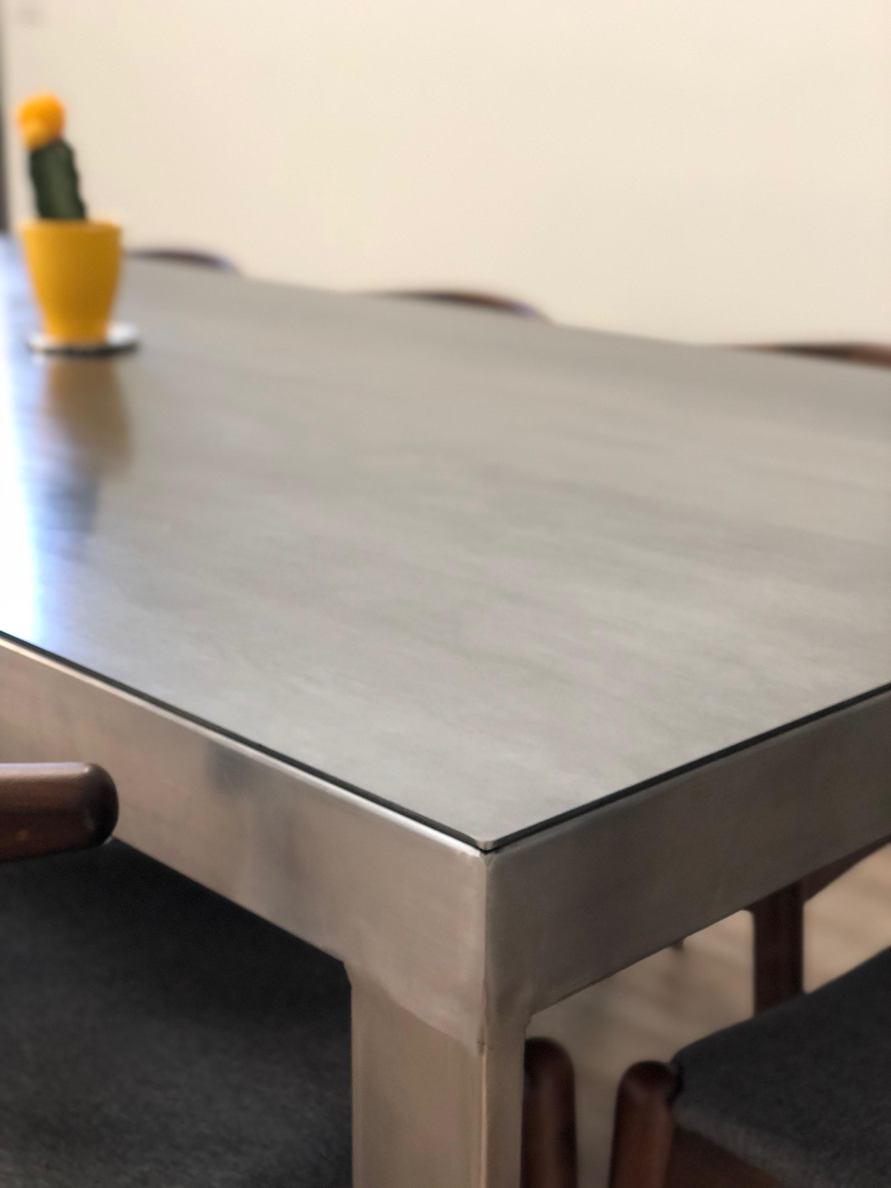 Arc Asylum Dining Table
