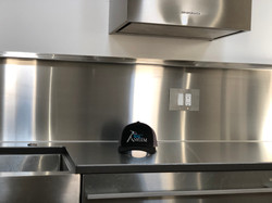 Arc Asylum Formed Stainless Counter