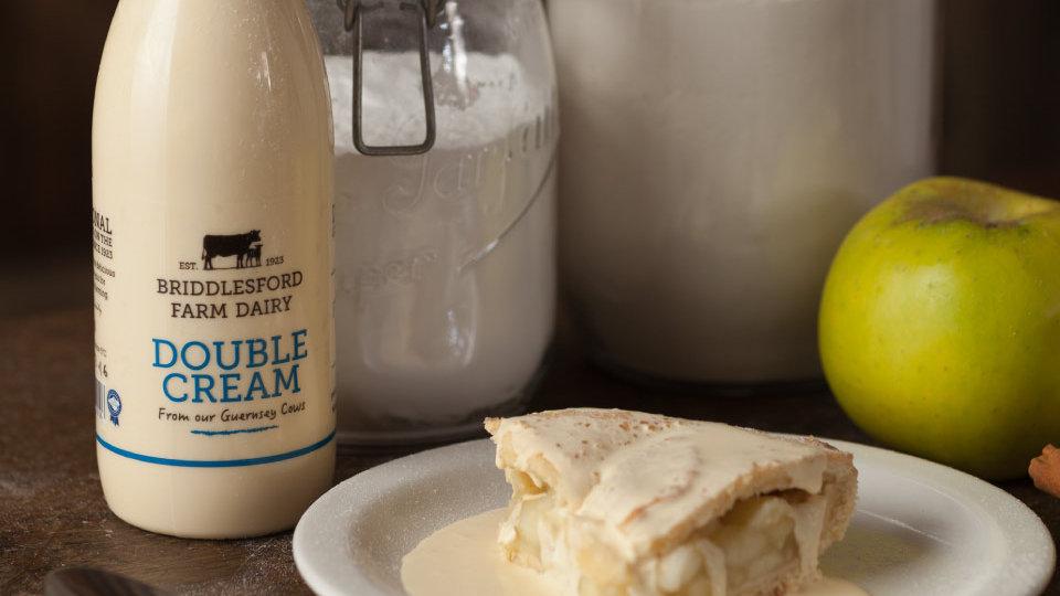 Briddlesford Double Cream