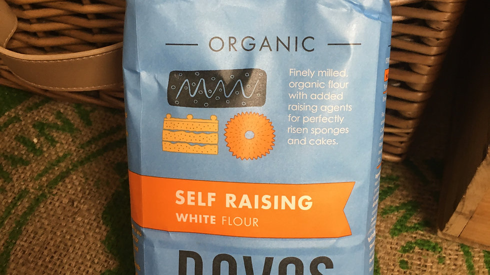 Doves Farm Self raising Flour