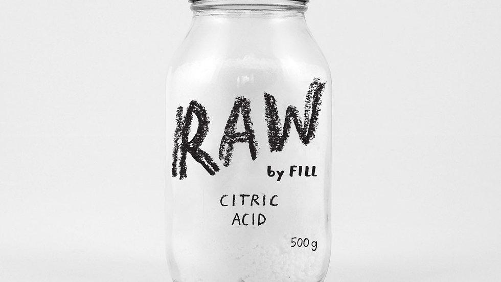 Raw Citric acid