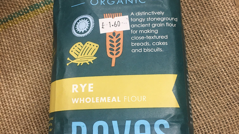 Doves farm Rye flour