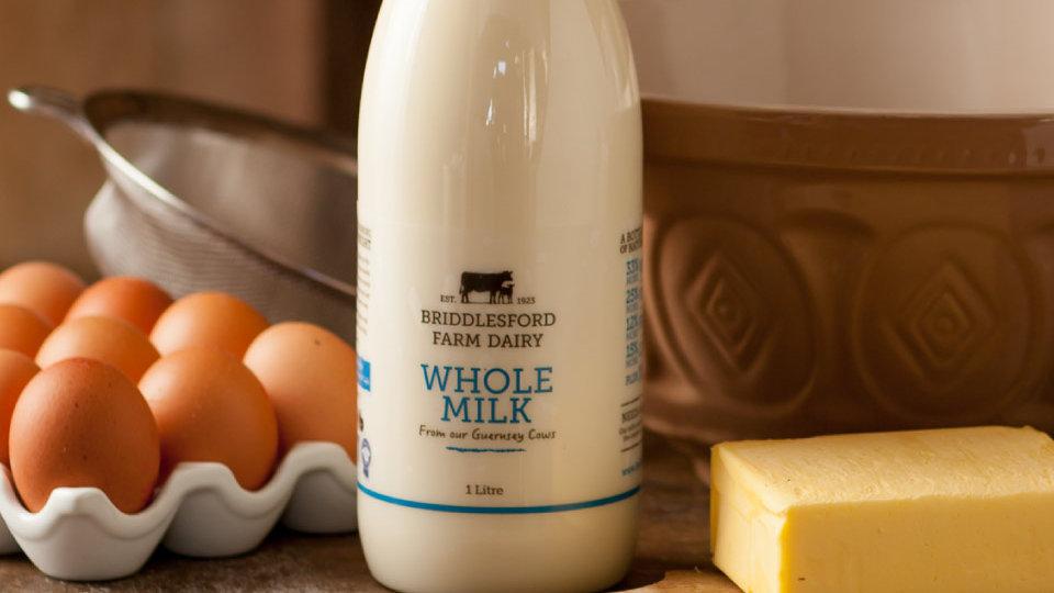 Briddlesford Whole Milk