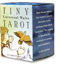 Universal Waite Tiny Tarot Deck