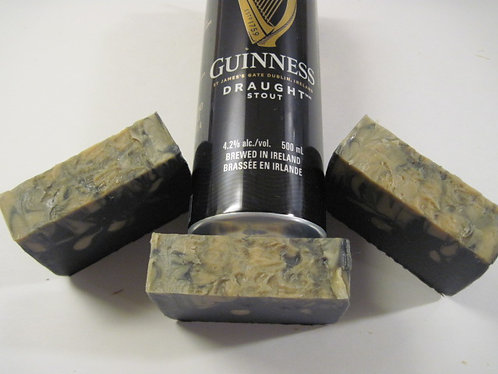 Guinness & Cedarwood Soap