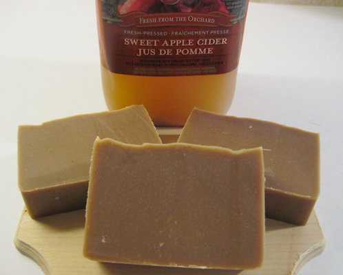 Spicy Apple & Ginger Soap