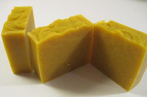 Pumpkin Oatmeal Soap