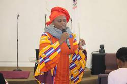 Pastor Sade Badru