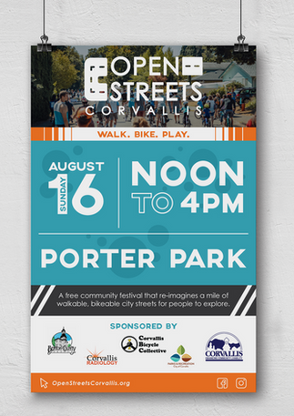 Open Streets Corvallis