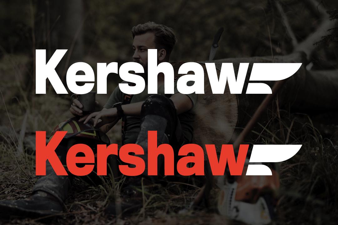 Kershaw rebrand