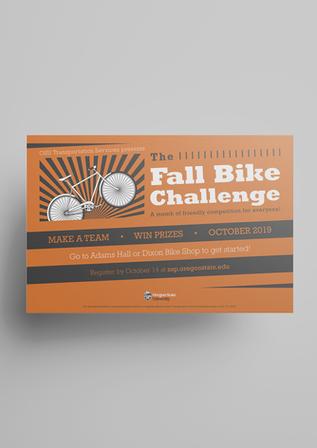 Fall Bike Challenge 2019