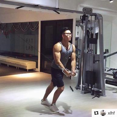 點先可以訓練靚嘅肌肉?💪🏼