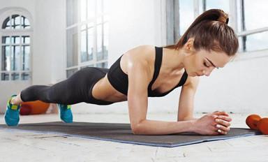 PLANK 平板支撐 • 練出六舊腹肌🍫