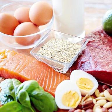 記得保持高蛋白質吸收🥚